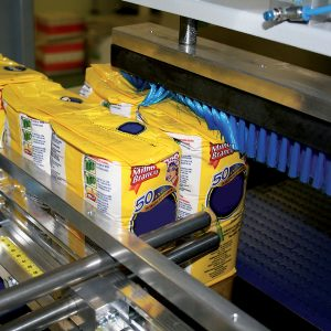машина за стеково опаковане в термосвиваемо фолио