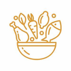 Стречопаковане на хранителни продукти