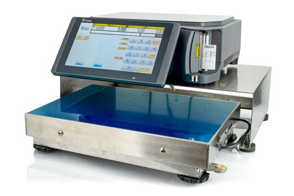 PC базирана етикетираща везна модел RM-5800